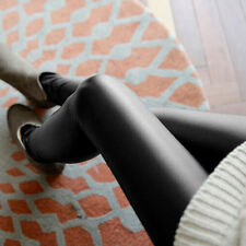 Sexy Wet Popular Hot Tights Women Look Shiny Faux Leather Leggings Pants BY