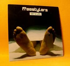 Cardsleeve Single CD Freestylers Get A Life 2TR 2004 Breaks, Drum n Bass