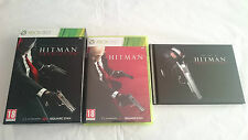 HITMAN ABSOLUTION PROFESSIONAL EDITION MICROSOFT XBOX 360 PAL EUROPA.BUEN ESTADO