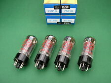 7591S / 7591 JJ matched quad 7591A new-  McIntosh Fisher Scott Sansui tube amp