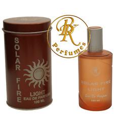 Damen Parfum 100 ml Spray Eau de Parfum Solar Fire Light  Top Art: 49007 Bowatex