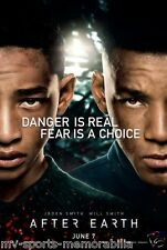 AFTER EARTH (2013) 11x17 PROMO MOVIE POSTER MINT - WILL SMITH