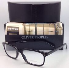 New OLIVER PEOPLES Eyeglasses DENISON OV 5102 1005 53-17 Black Plastic Frames
