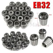 19pcs ER32 Collet Chuck Metric Precision 2-20mm For CNC Chuck Milling Engraving