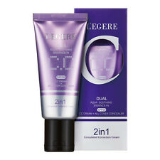 L'EGERE LEGERE Soothing Essence-In CC Cream 40g + all cover concealer 2.5g