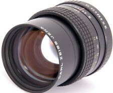 Carl ZEISS Jena DDR P PANCOLAR 1:1.8 f=80mm F1.8 RARE Lens for Praktica PB + EOS