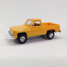 HO 1/87 Trident # 90002 Chevrolet 4-Wheel Drive Pick-Up Black