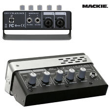 Mackie Onyx Blackjack 2x2 USB Recording Interface Brand NEW l Authorized Dealer