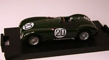 JAGUAR TYPE C 1st LE MANS 1951 - MINIATURE CAR 1/43 -