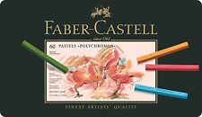 Faber Castell Pastel crayon Polychromos tin of 60