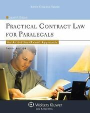 Practical Contract Law for Paralegals: An Activities-Based Approach, Third Editi