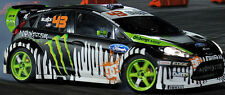 RC Car Truck RACING Drift KEN BLOCK FORDS FOCUS RALLY Decals Logos Sponsors