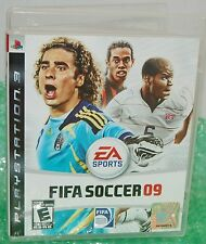 Sony PS3 Fifa Soccer 09 Video Game - Dynamic Team Tournament Action Online 2009