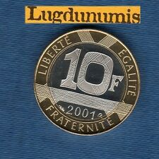 BE - 10 Francs Géniel 2001 FDC 35000 Exmplaires Provenant Coffret BE