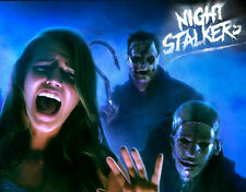 Nightstalkers DVD Halloween Special FX Projector Animations AtmosfearFX