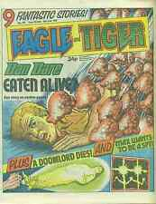 EAGLE & TIGER #169 British comic book June 15, 1985 Dan Dare VG+