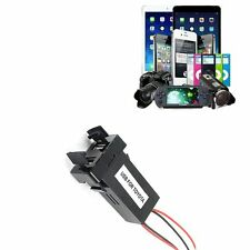 Car 5V 2.1A Dual USB Port Dashboard Mount Phone GPS Charger For TOYOTA Discount