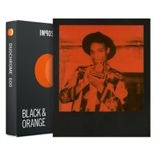 Impossible 600 duochrome noir & orange instantané film-neuf