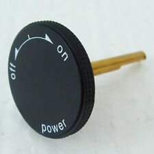 Technics Power on off knob button switch SL 1200 SL 1210 MK2 part RFKNL1200MK2