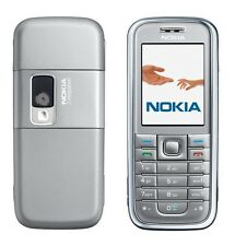 Phone Nokia 6233 Silver Allloy Without Simlock (B-Ware)