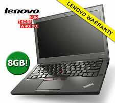 Look-BNIB-Lenovo X250 I5 2.9 ghz 8gb Ssd De 128 Gb Touchscreen Ultrabook Laptop
