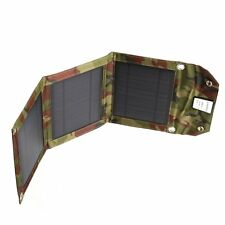 7W Solar USB Panel Power Pack Charger For Cell Phone Samsung PDA iPhone Camera