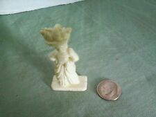 Vintage VAN BRODE CO. West Indies  girl cereal box figure ///