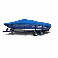 Bayliner 175 BR Bowrider Trailerable Jet Boat Cover Blue