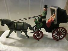 Dept 56 CENTRAL PARK CARRIAGE Christmas in the City Series  #59790    (d3&715)