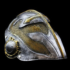 THE KNIGHT TEMPLAR Crusader Mask Cosplay Props Wall Mask Halloween Collectio 031