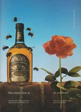 Chivas Regal 1801 Premium Scotch Whiskey Chivas Brothers Ltd Print Ad 1997 Rare