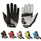 RockBros Full Finger Cycling Mittens Gel Bike Long Texting Touchscreen Gloves
