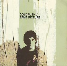 "GOLDRUSH same picture/what you gonna do VS 1833 uk virgin 2002 7"" PS EX/EX"