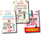 Milly Johnson Romance & Sagas Collection 3 books Paperback English