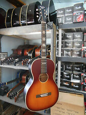 Recording King RPS-7-TS Dirty 30's Single 0 Acoustic Guitar Tobacco Sunburst
