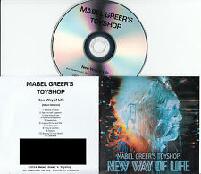 MABEL GREER'S TOYSHOP New Way Of Life UK 11-trk promo test CD  Yes