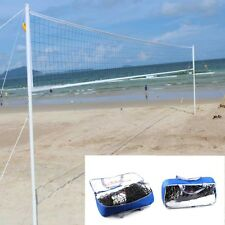 3in1 Game Size 32x3 Volleyball Beach Tennis Badminton Net System Indoor Outdoor