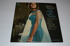 Anita Bryant~The World of Lonely People~Columbia Records CL-2222~FAST SHIPPING