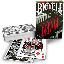 Bicycle Dream Deck - Silver - Playing Cards - Magic Tricks - New