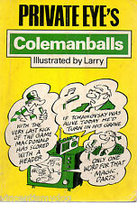 Private Eye's Colemanballs No.1 (paperback, 1982)