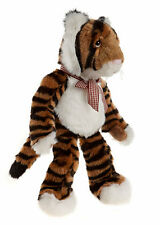 Tatton the Tiger by Charlie Bears