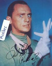 Frank Gorshin Riddler Batman Autographed Signed 8x10 Photo #5 COA DECEASED