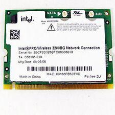 Scheda modulo WiFi wireless INTEL 2200BG card board per Acer Aspire 1682LMi