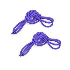 """2 Pairs Round Shoelace Athletic Sneakers Strings Shoelaces 27"""",36"""",45"""",54"""",63"""