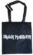 Official Iron Maiden under License global merchandising shopping bolsa eco Bag