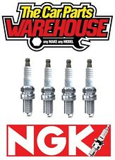 FOUR ( x4 ) GENUINE NGK SPARK PLUGS  NGK 3199 / BKR6EQUP BMW AUDI MINI PORSCHE