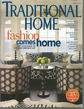 Traditional Home September 2014 St Andrews/Roof Top Terrace/Kay Krill