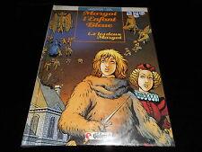 Dimberton / Son Margot l'enfant bleue 2 Les deux Margot EO Glénat 1990 couverte