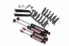 "S10 LOWERING DROP KIT 2""- 3"" SPRINGS BLOCKS DOETSCH TECH SLAMMER SHOCKS 2WD V6"