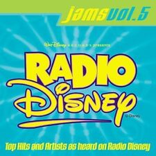 Radio Disney: Kid Jams, Vol. 5 by Disney (CD, Sep-2002, Disney)  Very Good
